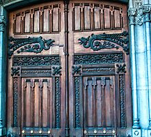 DOOR IN BARCELONA 7 by gus72