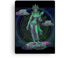 Goddess Tara Canvas Print