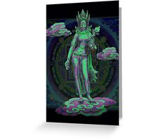 Goddess Tara Greeting Card