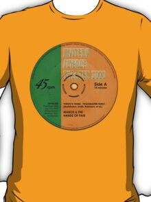 "MST3K -  ""Manos"" record label T-Shirt"