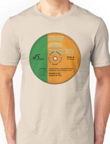 "MST3K -  ""Manos"" record label Unisex T-Shirt"