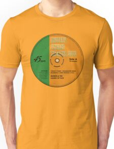"MST3K -  ""Manos"" record label Unisex T-Shirt"