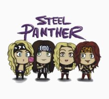 Steel Panther by edgeandcorner