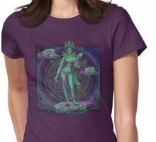 Goddess Tara Womens Fitted T-Shirt