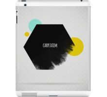 Grunge background iPad Case/Skin
