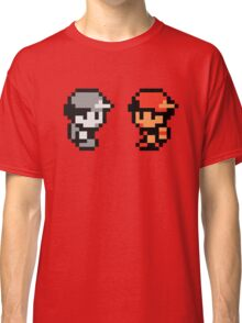 Red & AJDNNW Classic T-Shirt