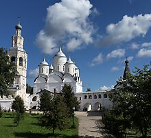 Orthodox monastery   by mrivserg