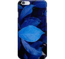 drops on blue iPhone Case/Skin
