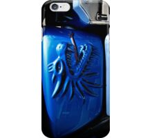 Harley's dragon gas tank iPhone Case/Skin