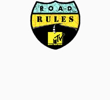 Road Rules MTV Men's Baseball ¾ T-Shirt