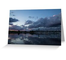 Safe Harbor After the Storm Greeting Card