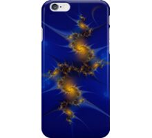 yellow life in the deep iPhone Case/Skin
