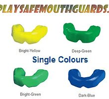 Mouthguards Adelaide  by safemouth00