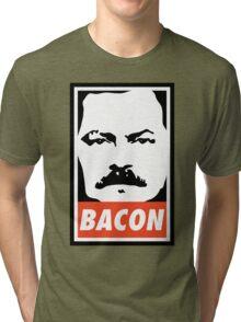 BACON (Colour) Tri-blend T-Shirt