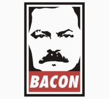 BACON (White) by freshtodeath