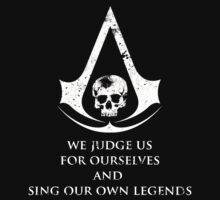 Assassins Creed Black Flag Judge us for ourselves by shahidk4u