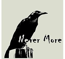 Never More Photographic Print