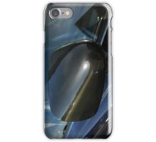 side mirror iPhone Case/Skin