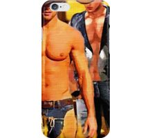 Cowboy Corral iPhone Case/Skin