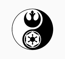 Rebel Alliance v Galactic Empire - Yin Yang 2 Unisex T-Shirt