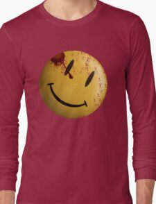 the comic smile  Long Sleeve T-Shirt
