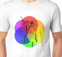 The Unicorn in Technicolour Unisex T-Shirt