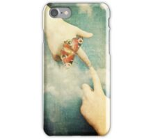 Touch - Michelangelo Style iPhone Case/Skin