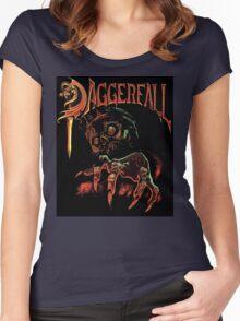 Daggerfall The Elder Scrolls Women's Fitted Scoop T-Shirt