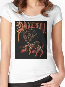 Daggerfall The Elder Scrolls Women's Fitted Scoop T-Shirt