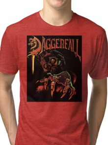 Daggerfall The Elder Scrolls Tri-blend T-Shirt