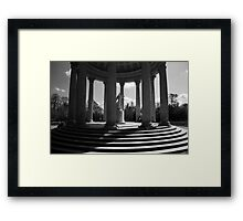 Versailles Temple #2 Framed Print