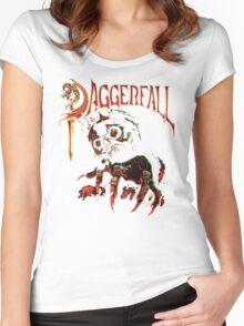 Daggerfall The Elder Scrolls 2.0 Women's Fitted Scoop T-Shirt
