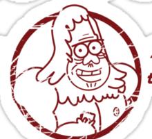 Skips City Gym Sticker