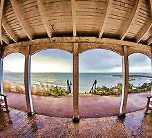 Lyme Regis Pavilion by Susie Peek