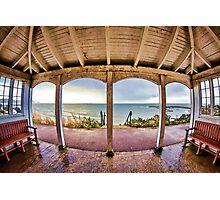 Lyme Regis Pavilion Photographic Print