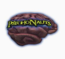 Psychonauts by HalfFullBottle