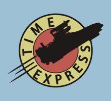 Time Express (Delorean) by LgndryPhoenix