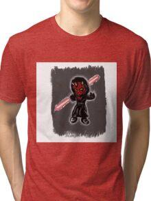Cute Dark side Tri-blend T-Shirt