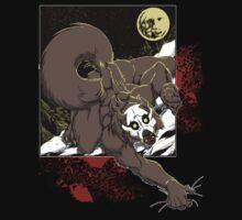 Stalking Werewolf by Tygurstar