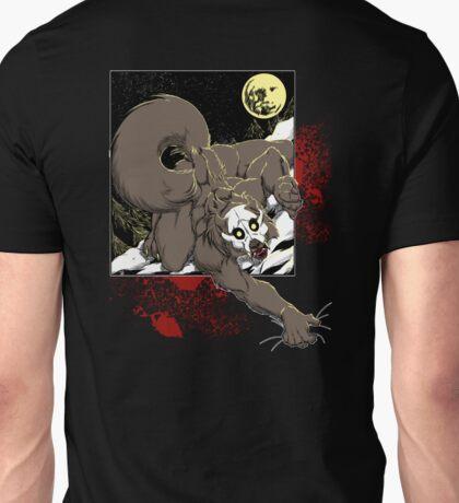 Stalking Werewolf Unisex T-Shirt