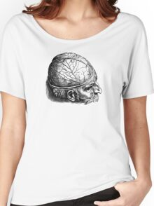 Brain Man Women's Relaxed Fit T-Shirt