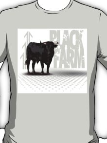 Spanish black bull  T-Shirt