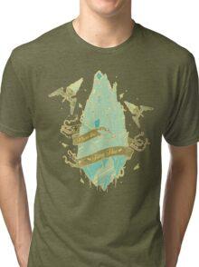 Flying Fairy Tri-blend T-Shirt