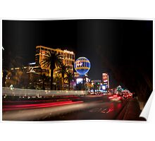 Vegas Strip Poster