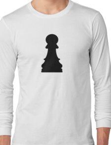 Chess pawn Long Sleeve T-Shirt