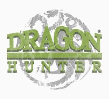 Dragon Hunter Logo by AxerLopdan