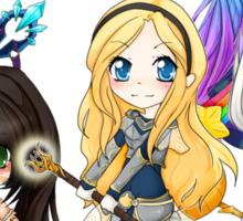 Queens of ARAM - League of Legends Sticker