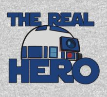 R2-D2: The real hero by Zack Cogburn