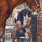 The Farriers Daughter by Peter Williams