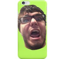 Dumb Ray Face iPhone Case/Skin